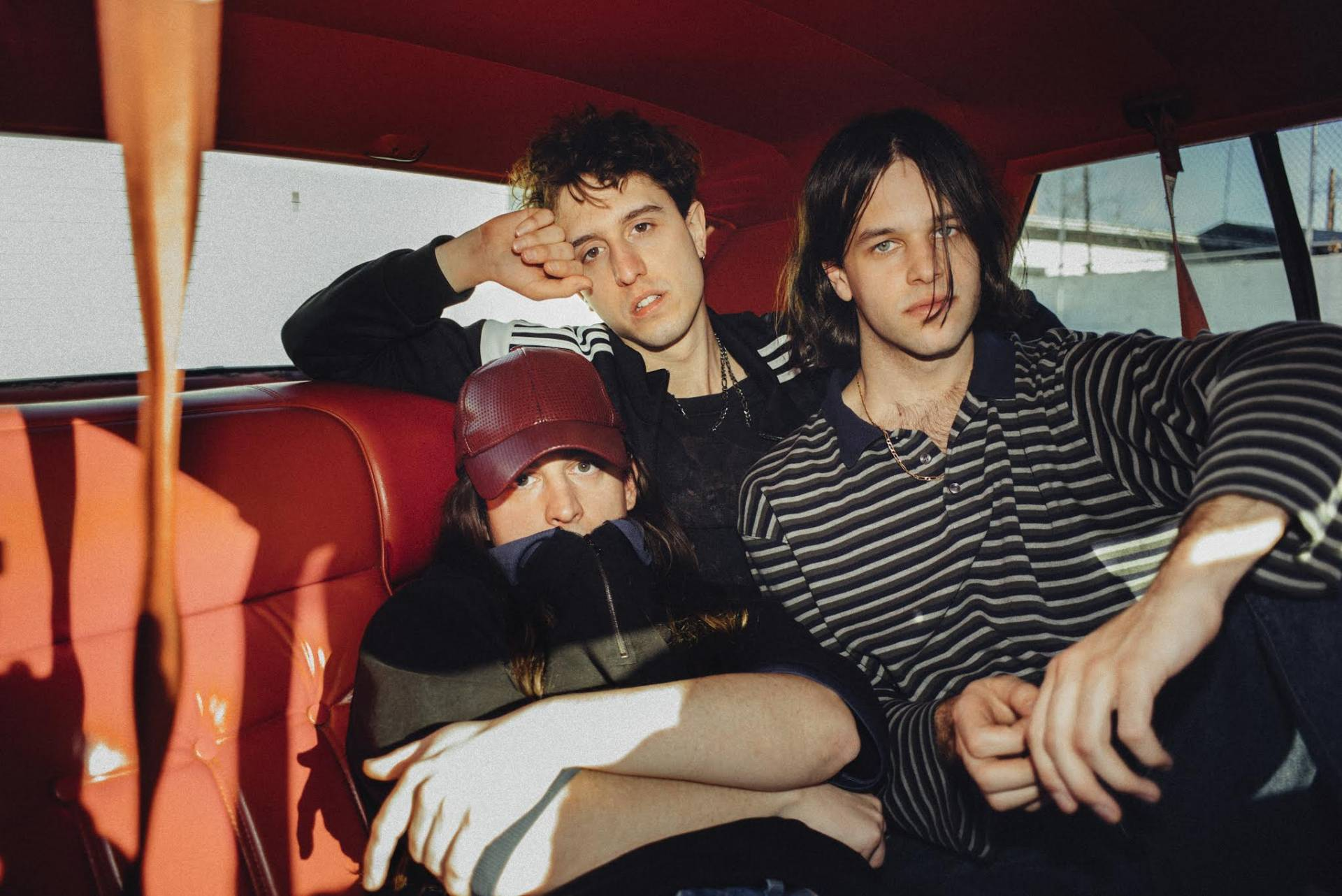 Beach Fossils - at Solé East Resort - SAT AUG 10th - 6PM